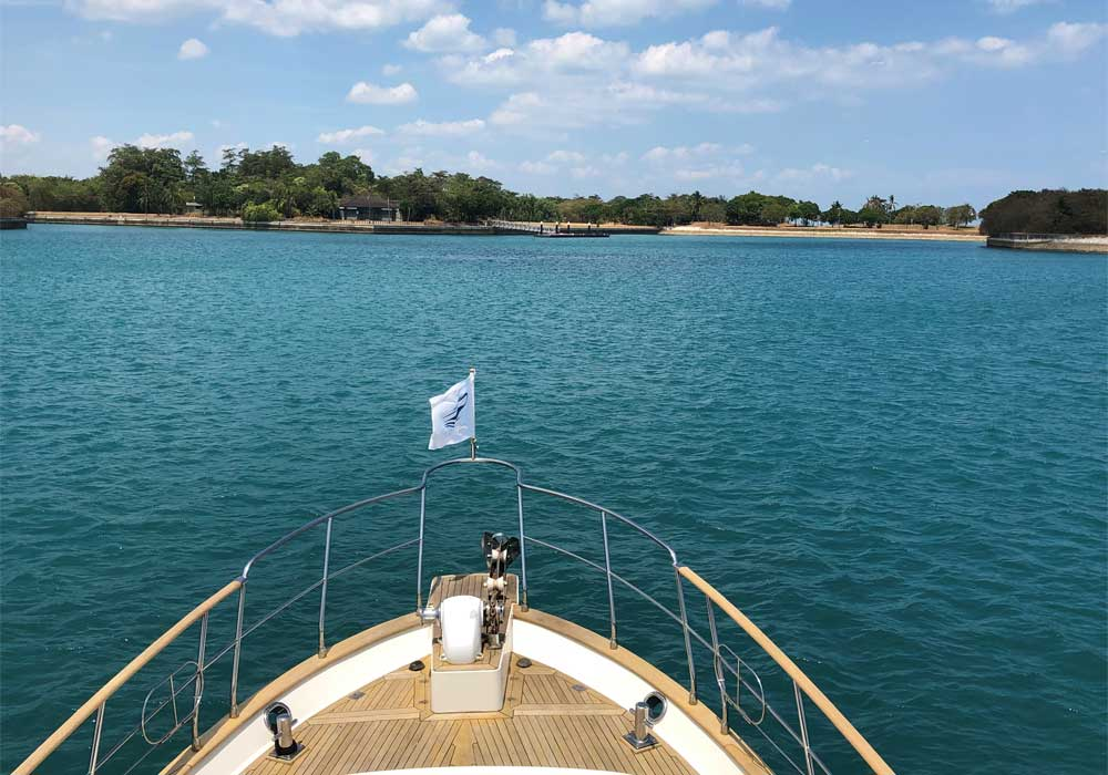 Singapore Southern Island Yacht Guided Tour with Cable Car (Child)