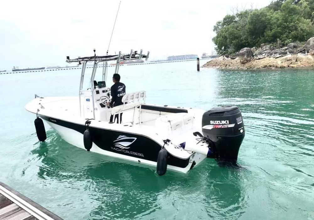CRUISING ALONG SOUTHERN ISLANDS FOR FISHING WITH TARA M SPEED BOAT (4 HOURS WEEKDAY)